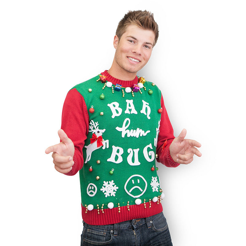 All – Ugly Christmas Sweater Kit