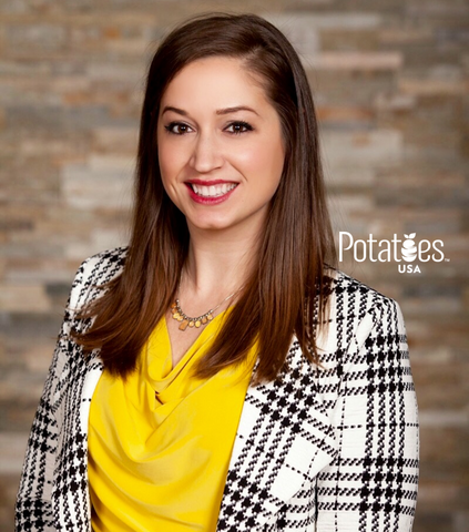 Rachael Lynch is a Global Marketing Manager for Potatoes USA who supports the noncommercial foodservice program including k12 programs. Lynch is a Registered Dietitian and previously worked in healthcare foodservice markets.