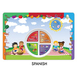 MyPlate / Let's Move Kid's Placemat