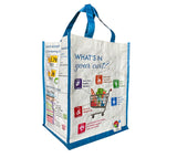 MyPlate For the Win Grocery Bag