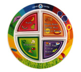 Kid's MyPlate Dinnerware Set