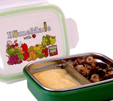Fresh Baby's So Easy Divided Dish is perfect for toddler snacks and preschooler lunchboxes!