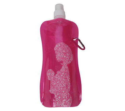 Mom's Collapsible Water Bottle