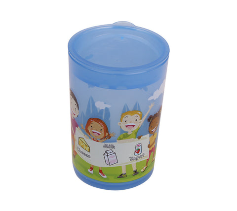 Kid's MyPlate 4-to-6 oz Dairy Training Cup (w/lid)
