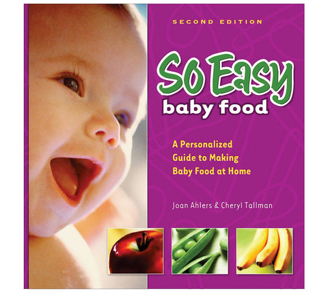 So Easy Baby Food Book