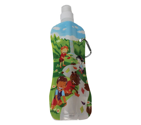 Kid's 10-ounce Collapsible Water Bottle