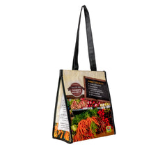 Insulated Farmer's Market Bag w/ List & Marker