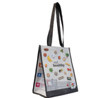 Insulated Grocery Bag w/ List & Marker