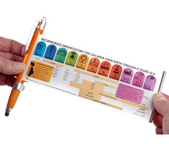 Banner Pen: Immunizations - bilingual