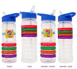 16-oz. MyPlate Silicone Band Water Bottle