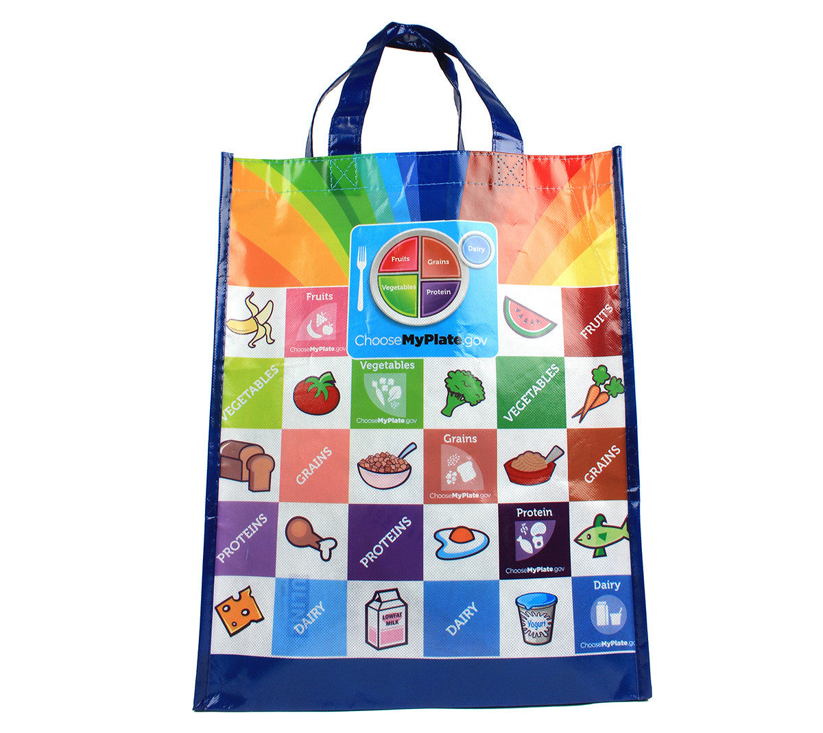 MyPlate Grocery Bag