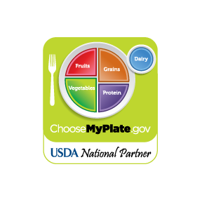 MyPlate National Partner Logo