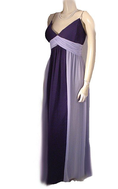 Beautiful Raylia 2 Tone Goddess Evening Gown Goddess Evening Gown