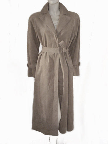 GORGEOUS LILLI ANN '70s ULTRASUEDE COAT 1 - WASHABLE