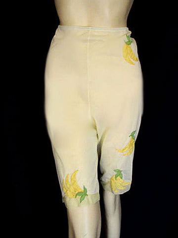 VINTAGE VAN RAALTE MYTH BUNCHES OF BANANAS PETTIPANTS PANTIES