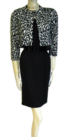 NEW - JESSICA HOWARD 2-PIECE SHEATH DRESS & JACKET SET - NEW WITH TAGS