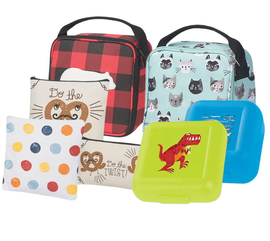 Lunch and Snack Bags