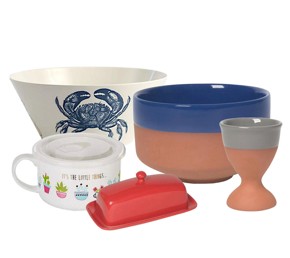 Table top and Serveware