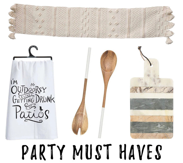 Party Must Haves