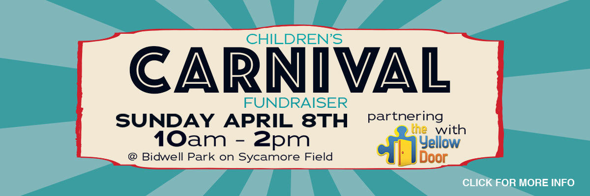 Children Carnival Fundraiser Fair