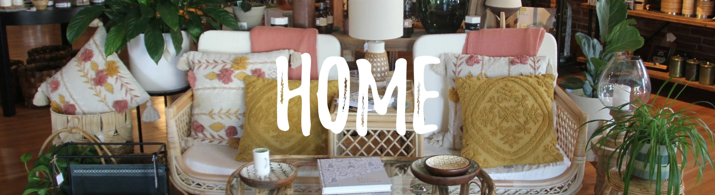 Home Store Banner