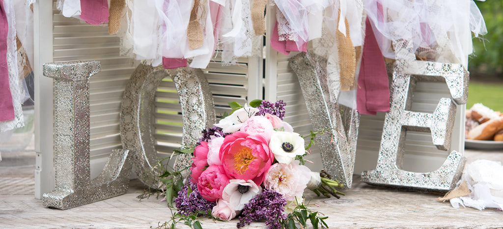 Floral and More Wedding Bouquets- Photo by TreCreative