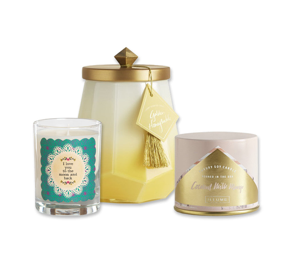 Find candles for traveling, soy candles and fragrance candles for your home decor