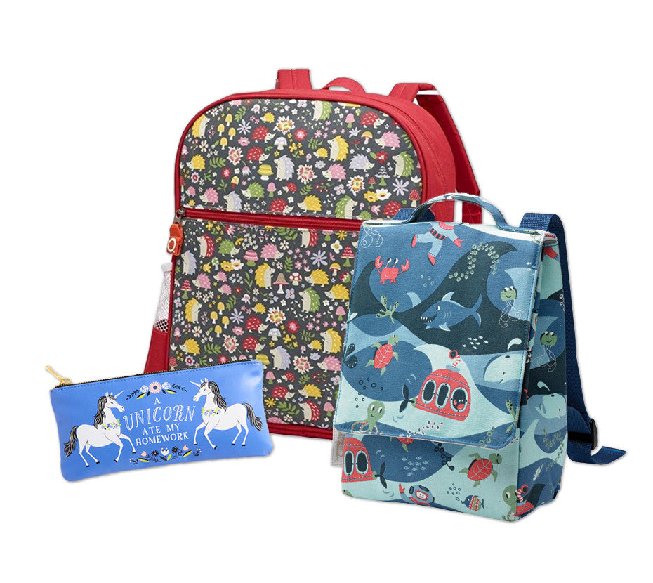 Kids Backpacks and Totes