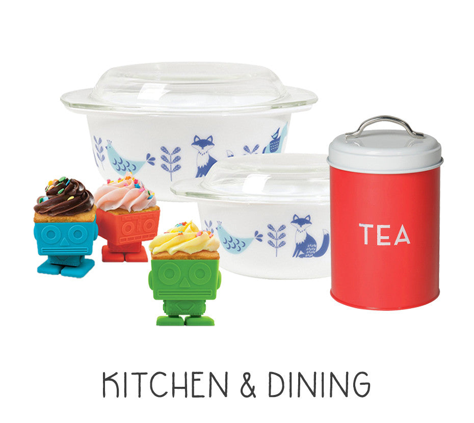 Kitchen & Dining: Bakeware - Cookware - Cleaning & organization - Drinkware & Bar - Party Supplies - Kids - Kitchen Tools & Gadgets - Table Top & Serveware - Towels, Aprons, & Dishcloths - Lunch & Snack Bags-Wedding Registry