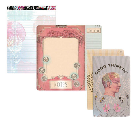Notepads and Journals