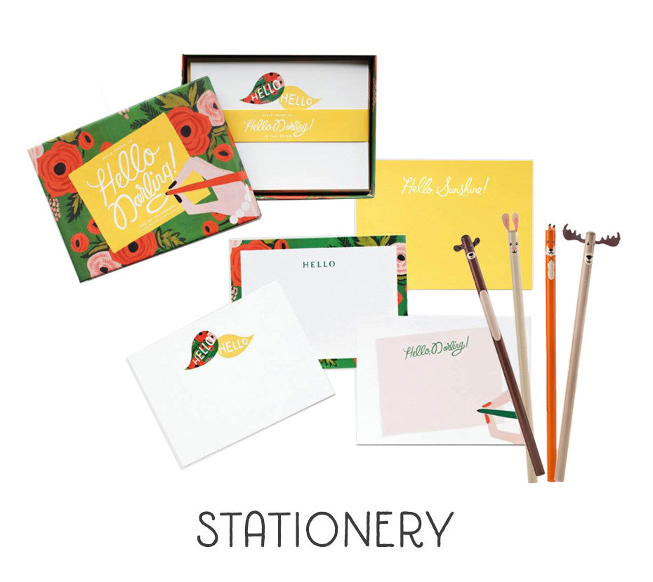 Stationery-Notepads & Journals-Cards