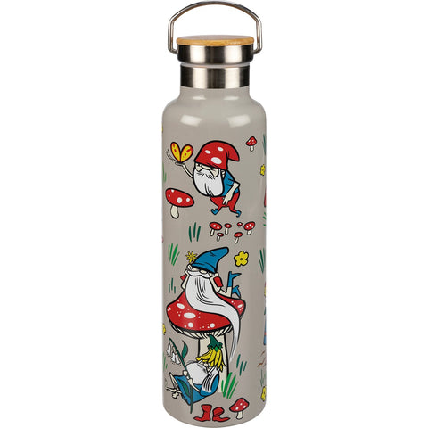 "Insulated Bottle ""Gnomes"""