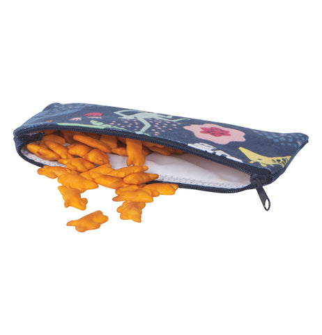 "Snack Bags (Set of 2) ""Wild Bunch"""