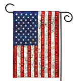 "Garden Flag ""Pledge of Allegiance"""