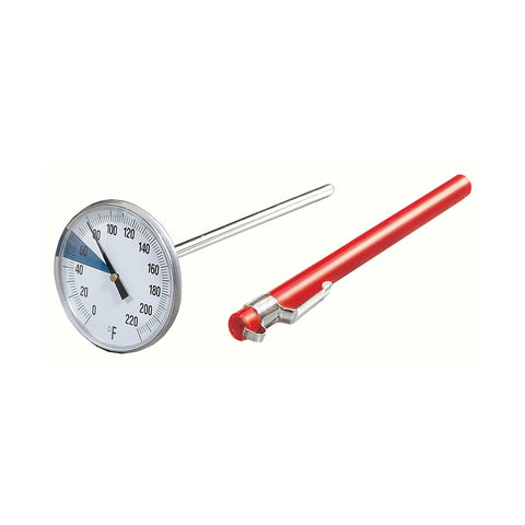 Instant Read Thermometer, Large Dial