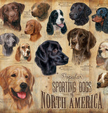 "Puzzle, ""Sporting Dogs"""