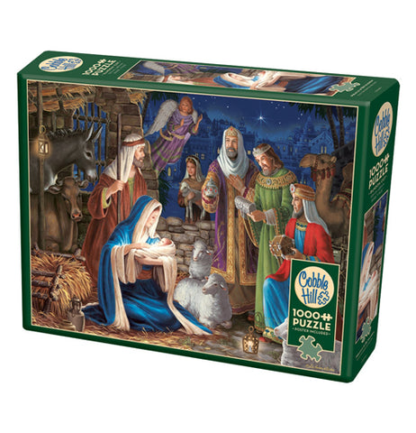 Miracle in Bethlehem 1000 Piece Puzzle