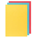 Flour Sack Dishtowels,that are lemon,turquoise,and Grenadine.