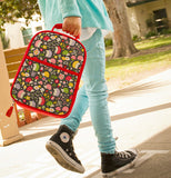 "The little girl carrying the Zippee! ""Hedgehog"" Lunch Tote."