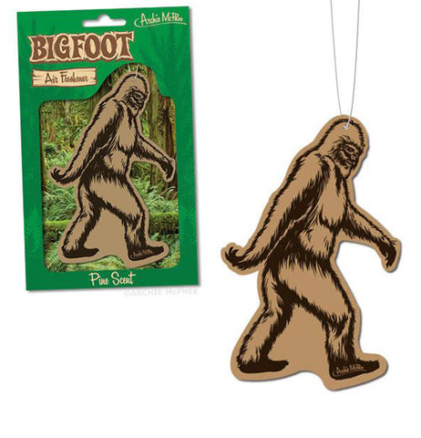"Air Freshener ""Big Foot Deluxe"""