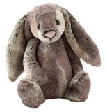Fuzzy milk chocolate brown bunny