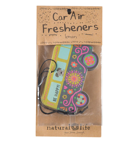 Air freshener in original package.