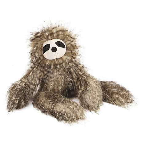 brown sloth stuffed animal