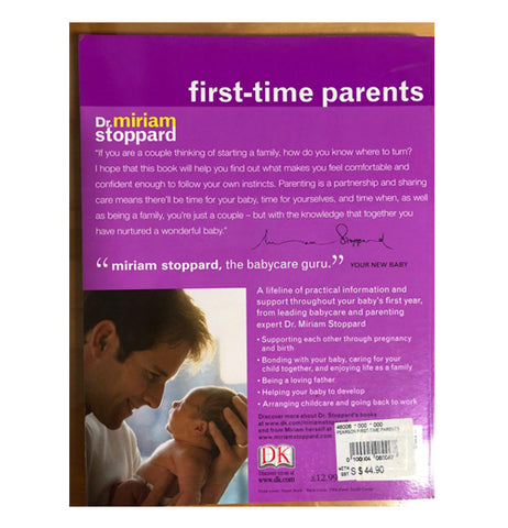 """First-Time Parents"""