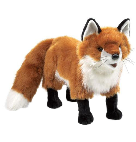 Puppet, Red Fox