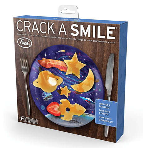 Fred Crack A Smile - Breakfast Set Space