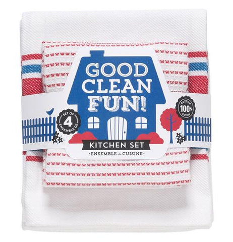 "Kitchen Set ""Good Clean Fun"""