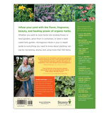 "The ""Homegrown Herbs"" Book has more gardening herbs pictured and a summary of the book on the back.."
