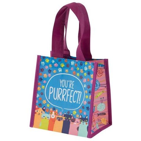 "Gift Bag ""You're Purrfect"""
