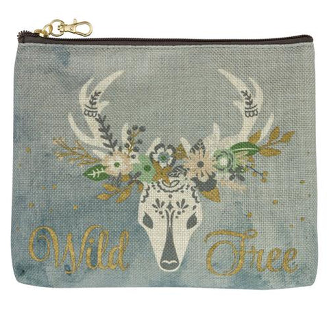 Carry All Clutch, Wild Deer Free
